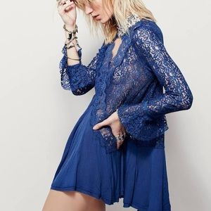 Free People Secret Origins Tunic Dress